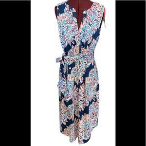 Lilly Pulitzer Naila Midi Dress size L